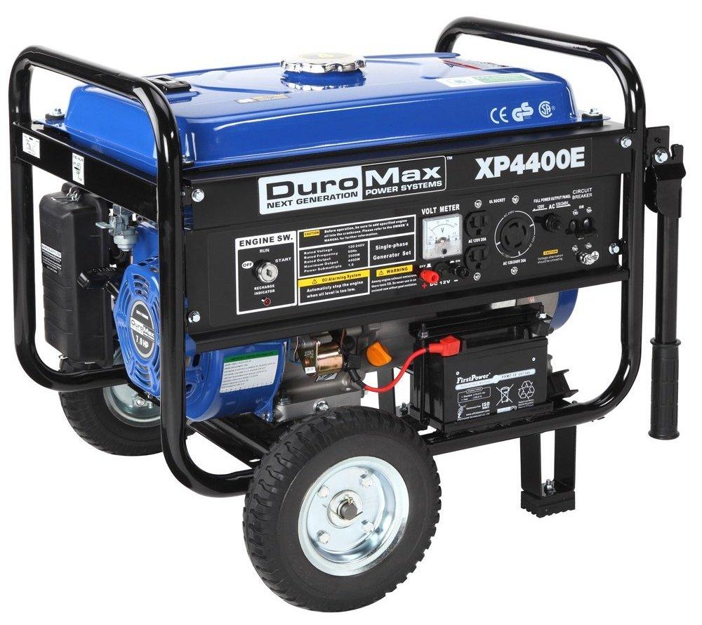 electric generators. 4 duromax xp4400e portable generator electric generators