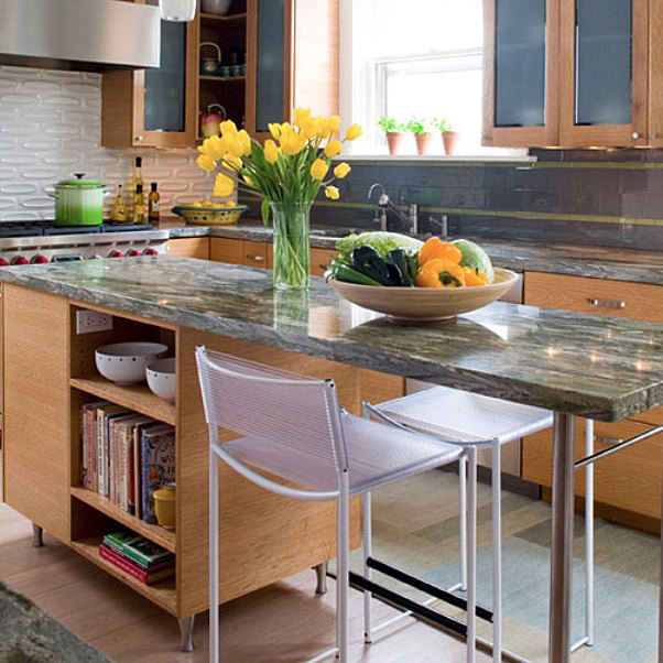 55 great ideas for kitchen islands 012 the popular home for Kitchen ideas no island