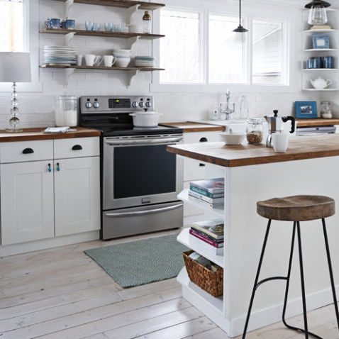 55 Great Ideas For Kitchen Islands 02 The Popular Home