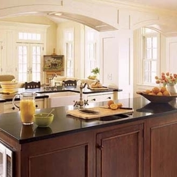 Use Your Kitchen Island To Neatly Tuck Away Appliances. The Dishwasher,  Microwave, Warming Drawer, Garbage Disposal, And Beverage Center Are All  Appliances ...
