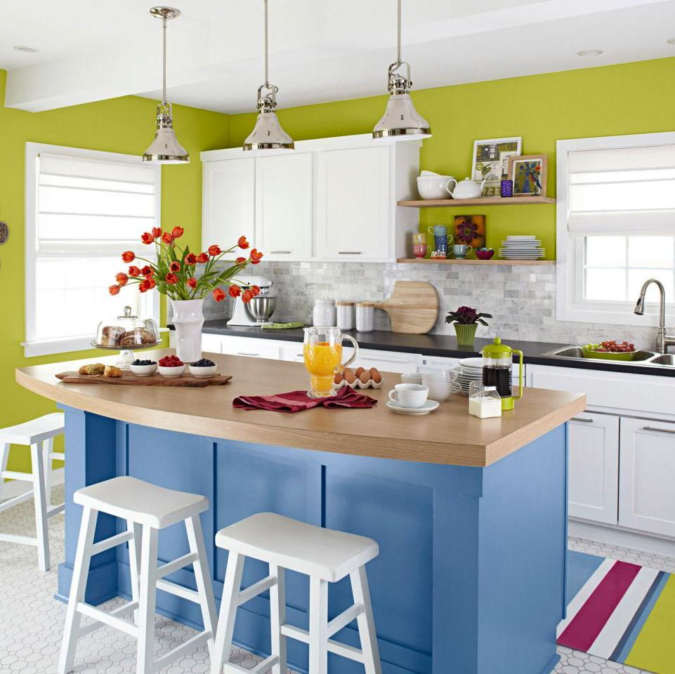 55 great ideas for kitchen islands the popular home