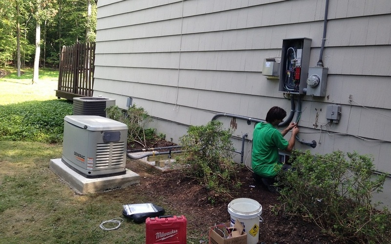 The best generator buying guide the popular home the exact steps involved in installing your new generator are going to depend on the type of generator you buy and your particular electrical setup ccuart Image collections