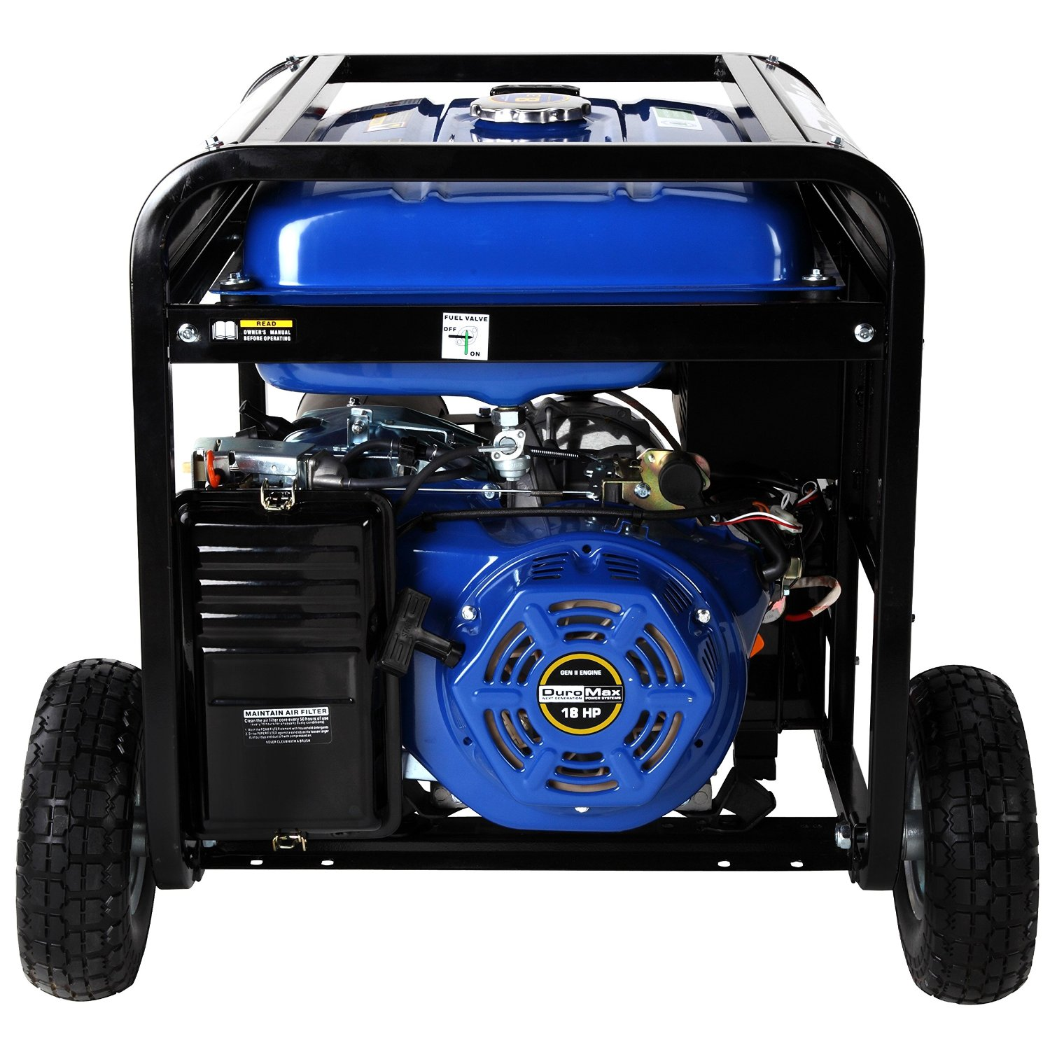Best Dual Fuel Generator The Popular Home