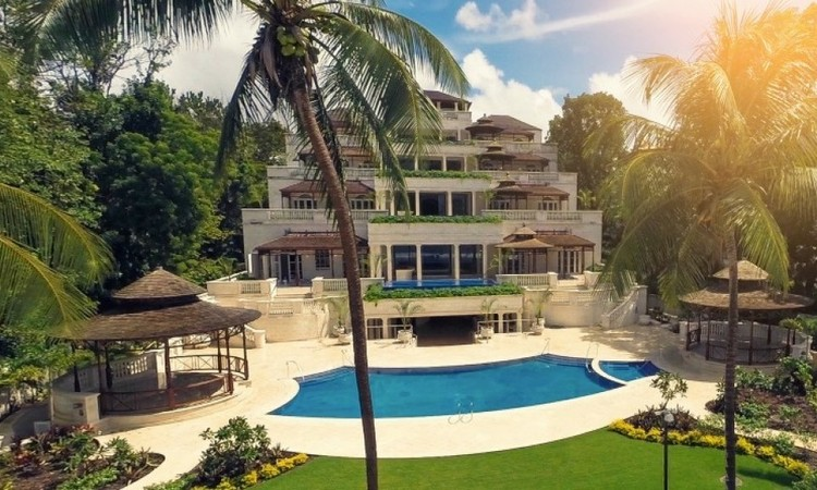 Palazzate Saint Peters Bay Barbados The Popular Home