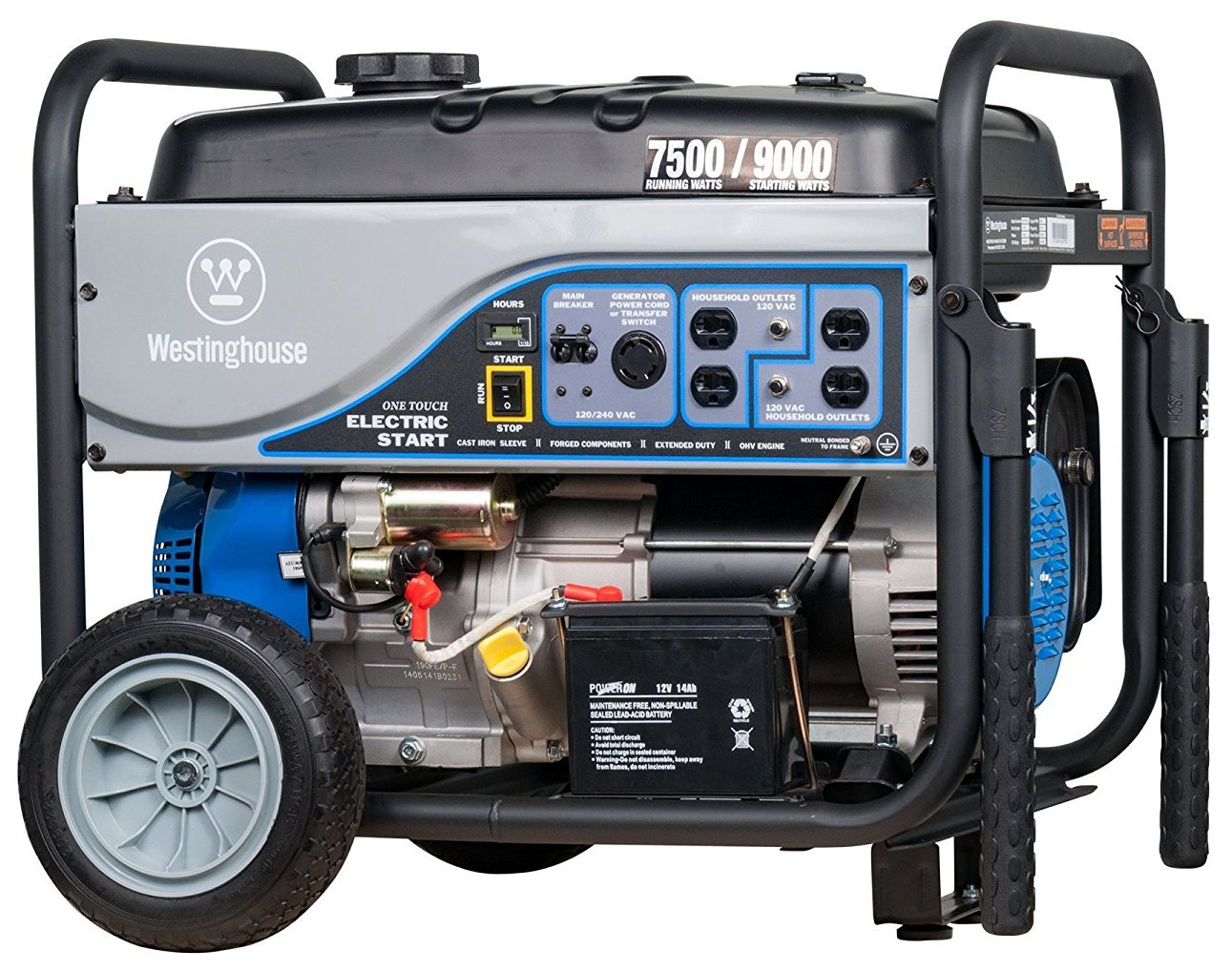 Best Rated Home Generator Buying Guide 2019 - The Por Home on