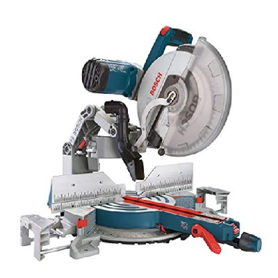 Bosch GCM1SD Double Bevel Gliding Compound Miter Saw