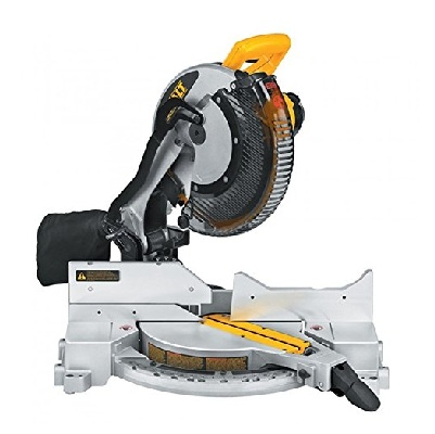 DEWALT DW715 12-inch Single Bevel Compound Miter Saw