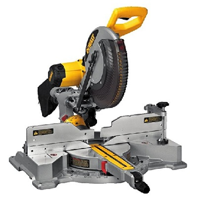 DEWALT DWS709 12-inch Single Bevel Sliding Compound Miter Saw
