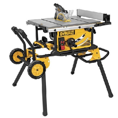 DeWalt Jobsite Table Saw