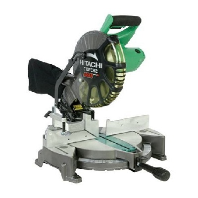 Hitachi CF10FCH12 10-inch Single Bevel Compound Miter Saw
