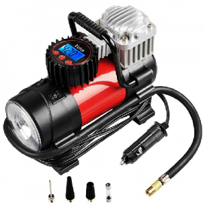 Tcisa 12V Portable Air Compressor