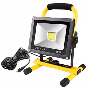 Usteller 30W LED Flood Light
