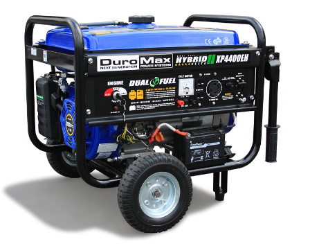 DuroMax XP10000EH Fuel Powered Generator