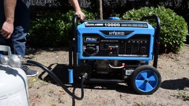 Pulsar PG10000B Portable Dual Fuel Generator Review