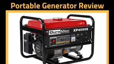DuroMax XP4000S Gas Powered Portable Generator Review