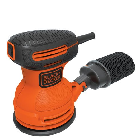Black and Decker 5 Inch Random Orbit Sander BDERO100