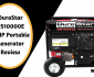 DuroStar DS10000E 16HP Portable Generator Review