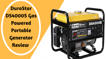 DuroStar DS4000S Gas Powered Portable Generator Review