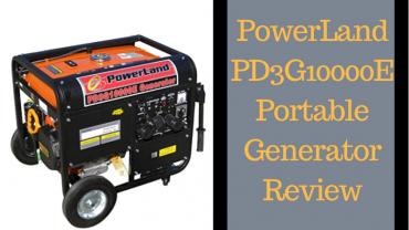 PowerLand PD3G10000E Portable Generator Review
