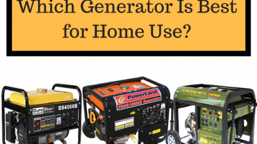 generator best home use