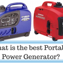 best portable power generator