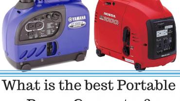 best portable power generator