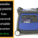 Yamaha EF4500iSE Gas Powered Portable Inverter Review
