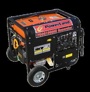 PowerLand PD3G10000E Portable Generator