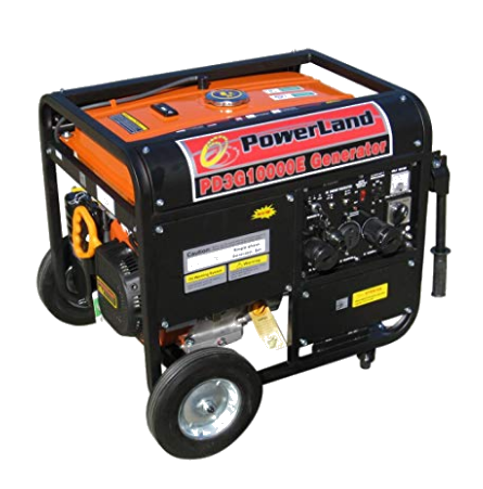 PowerLand PD3G10000E Portable Generator