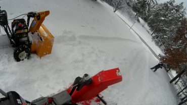 2 stage vs. 3 stage snow blower