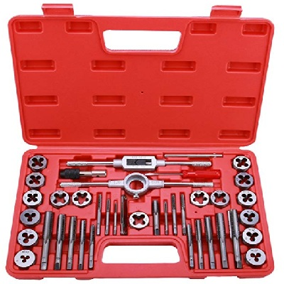 Best Choice 40-Piece Tap and Die Set