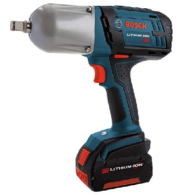 Bosch 18-Volt High Torque Impact Wrench