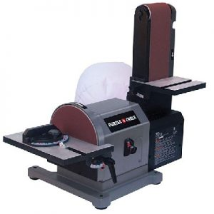 Porter Cable Benchtop Disc Belt Sander