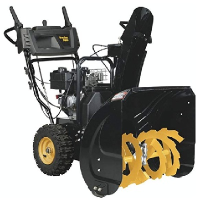 Poulan Pro PR241 Two Stage Snow Thrower