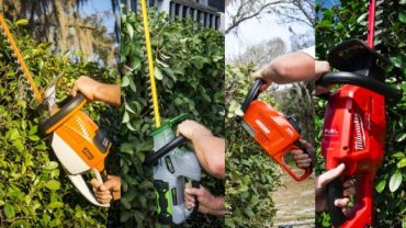 Best Battery Powered Hedge Trimmer