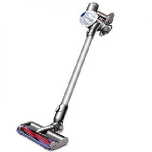 Dyson V6 Cord-free Stick Vacuum Cleaner White