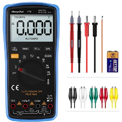 Morpilot Digital Multimeter