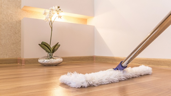 Top 5 Best Hardwood Floor Mop