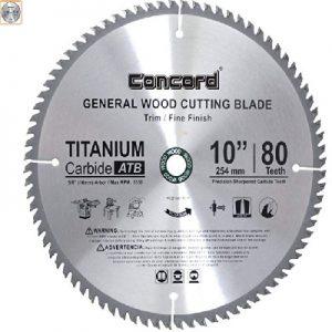 Concord Blades WCB1000T080HP