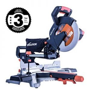 Evolution Power Tools R255SMS
