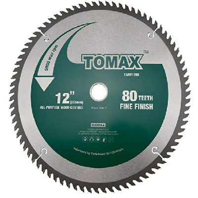 TOMAX Fine Finish Saw Blade