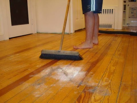 How To Clean Hardwood Floors The Por Home