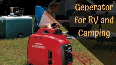 Quietest Generator for RV and Camping