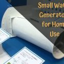 Small Water Generators for Home Use