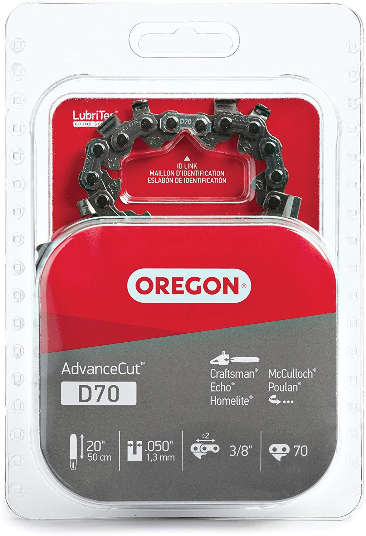 Oregon D70 20-Inch AdvanceCut Chainsaw Chain