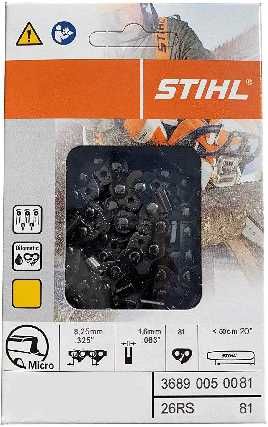 Stihl 26RS 81 Rapid Super Chainsaw Chain